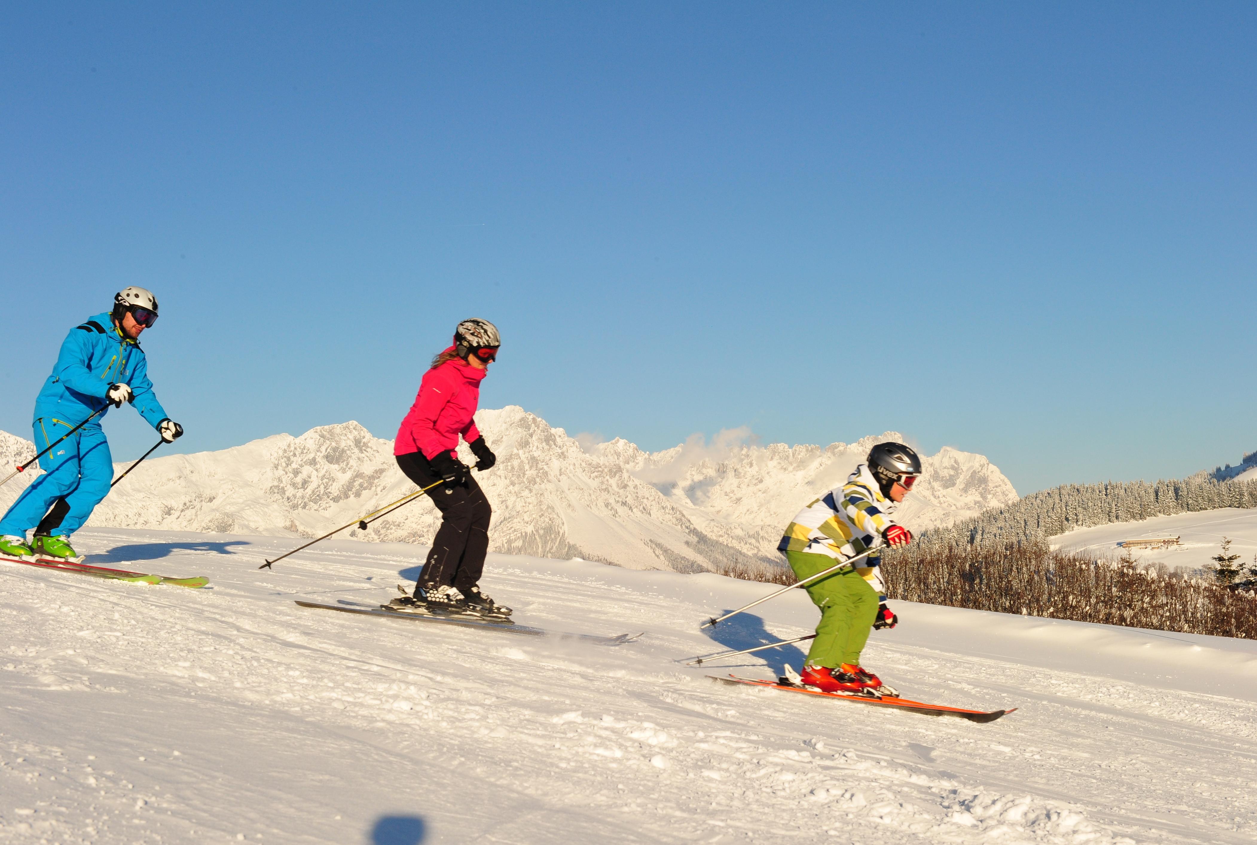 Skiwelt Wilder Kaiser Brixental Kids Bis 15 Jahren Gratis