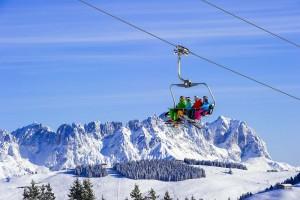 Viel Neues gibt es in der SkiWelt. SkiWelt Wilder Kaiser - Brixental, Fotograf: Christian Kapfinger
