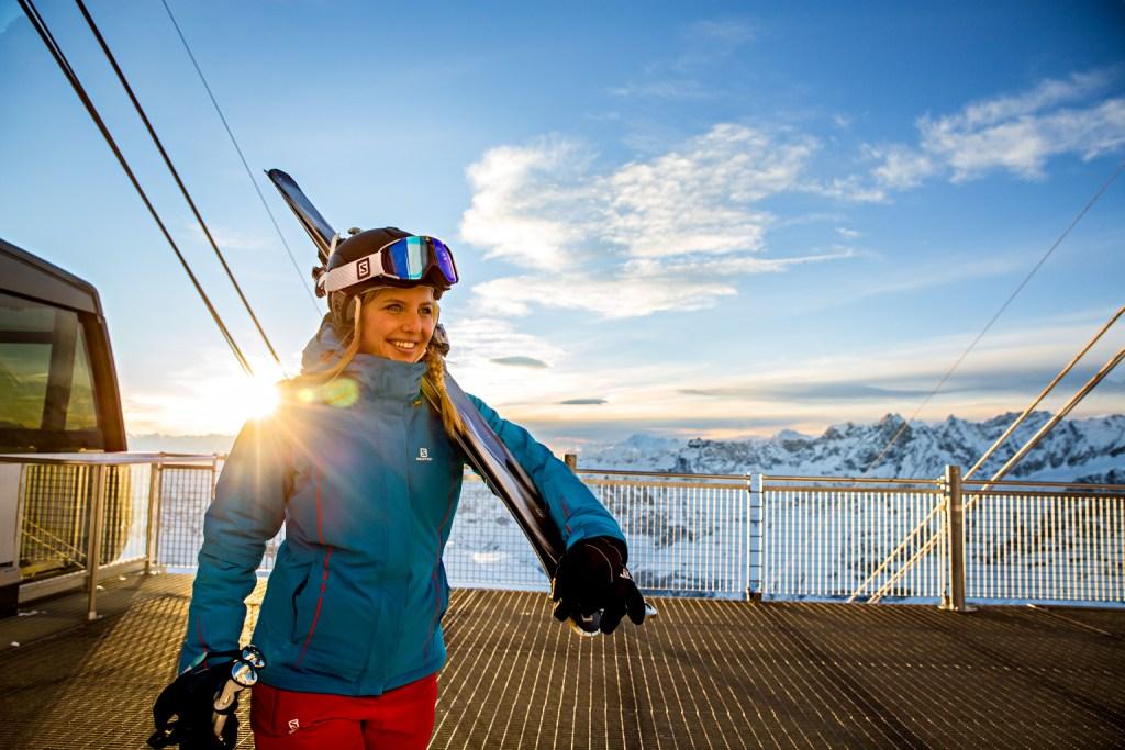Wenn Ihr jetzt einen Salomon Motion Fit-Artikel kauft, könnt Ihr Euch einen könnt Ihr Euch einen kostenlosen 1-Tages-Skipass für Sölden sichern. Foto: Salomon