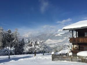 Herrliches Panorama im Alpbachtal. Foto: Kunz PR