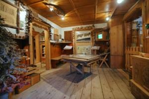 Im Holzmuseum in der Wildschönau. Foto: Kunz PR