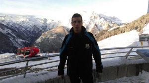 Richard Schneider ist einer der Beschneiungsverantwortlichen in Mayrhofen. (c) Mayrhofner Bergbahnen