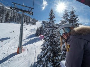 Skifahren beim Testsieger. Foto: Eggental Tourismus