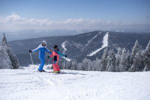 Skifahren im Mühlviertel - Skigebiet Hochficht ©Oberösterreich Tourismus GmbH- davidlugmayr.at